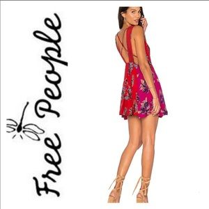 Free People Thought I was Dreaming Tunic Dress